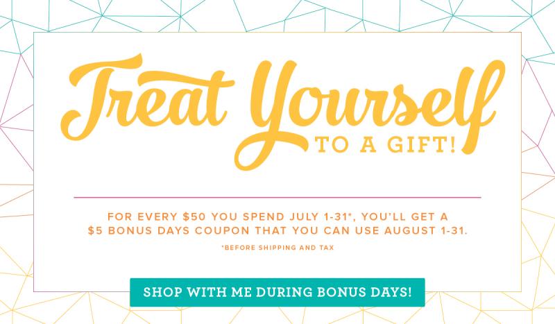 SU Treat Yourself Bonus Days