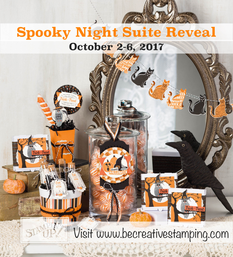 Spooky Night Suite Reveal
