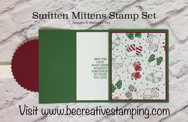 Smitten Mittens Stamp Set 2