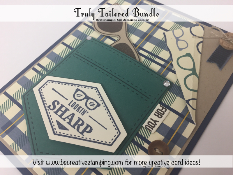 Truly Tailored Bundle close-up