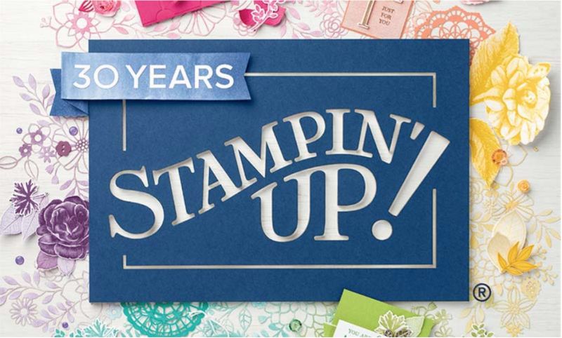 Stampin' Up! 2018-19 Annual Catalog Cover
