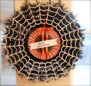 Frightful Wreath Kit