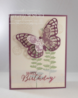 Butterfly Basics Stamp Set 2