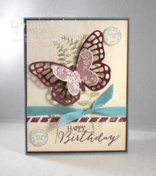 Butterfly Basics Stamp Set0000