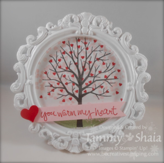 Sheltering Tree Stamp Set:Valentine Class