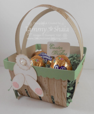 Easter Berry Basket #2