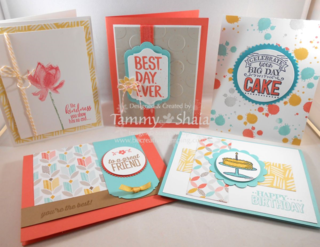 Sale-a-Bration Stamp Camp