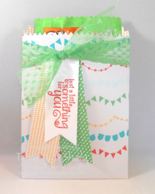 Cherry on top Mini Treat Bag