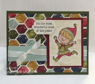 Christmas Cuties Card #1
