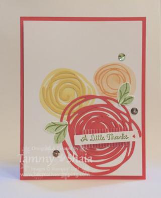 Swirly Bird Stamp Set