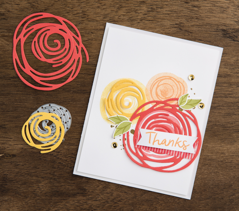 Swirly Bird Stamp Set