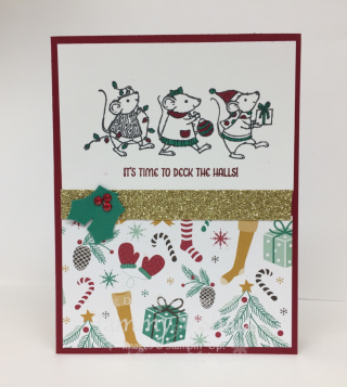 Merry Mice Stamp Set0000