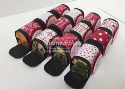 Sending love designer paper stack mailbox 3