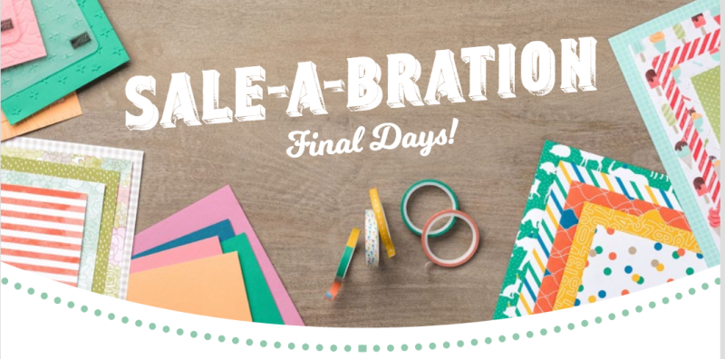 Sale-A-Bration Header FB