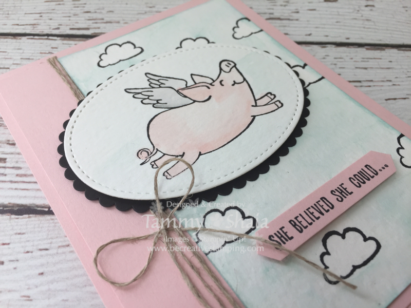 This Little Piggy Graduation Card 2
