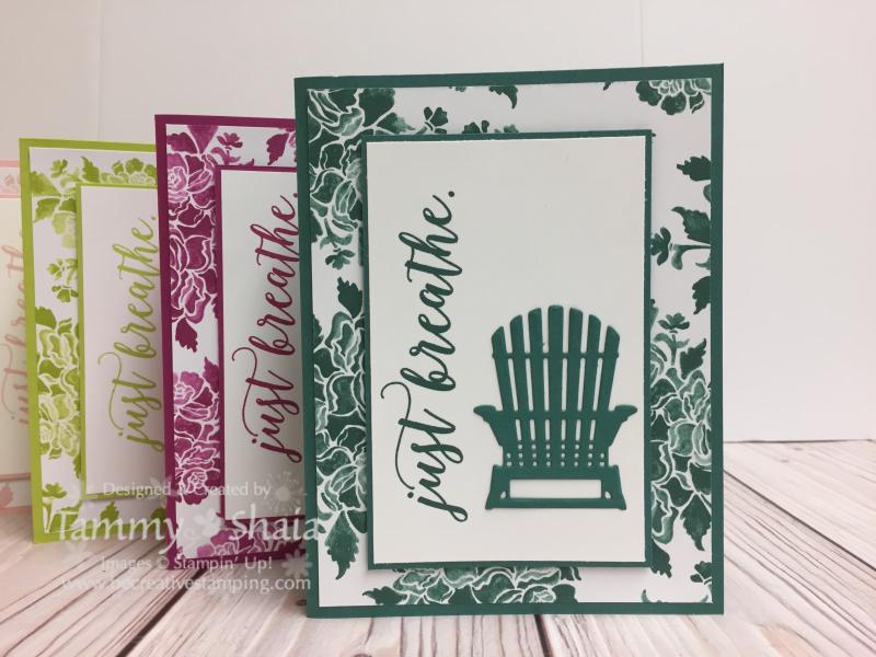 Colorful Seasons Stamp Set 3