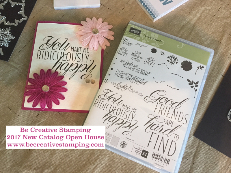 Stampin' Up! New Catalog Open House 16
