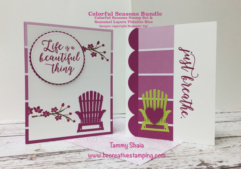 Colorful Seasons Bundle 2