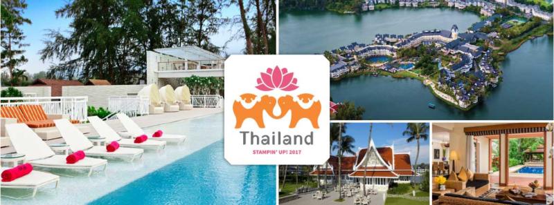 SU THAILAND INCENTIVE TRIP 2017