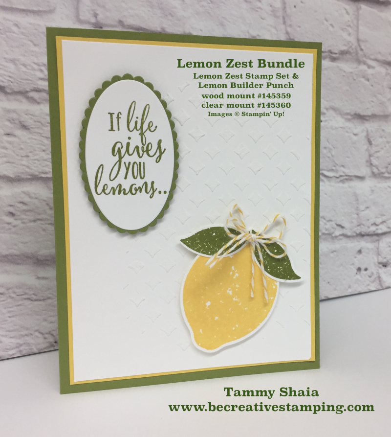 Lemon Zest Bundle 7