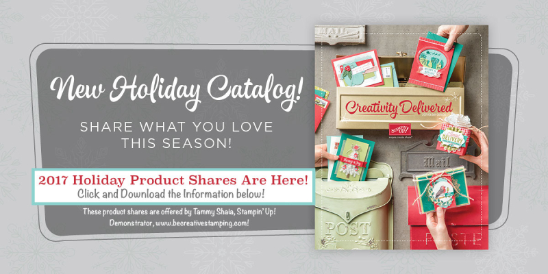 2017 Holiday Product Shares:Click & Download
