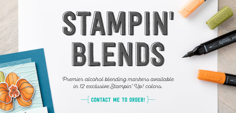 Stampin Blends by Stampin' Up!