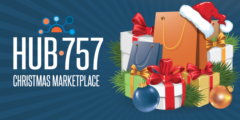 HUB 757 Christmas MarketPlace