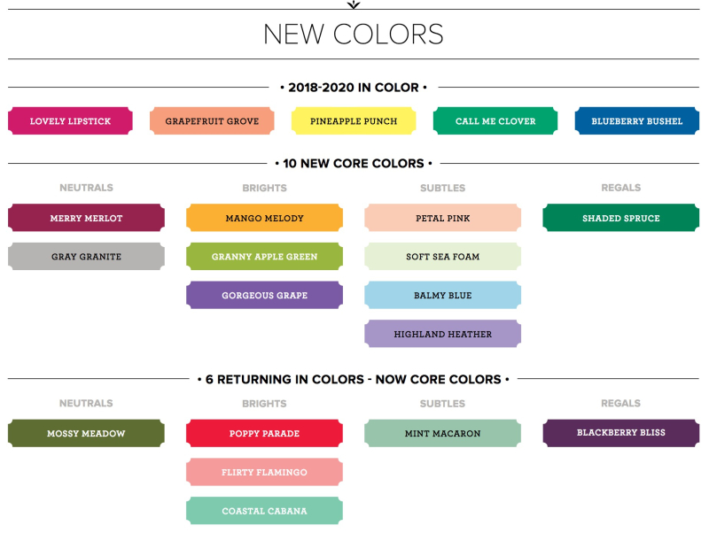 New In-Colors_New Core Colors