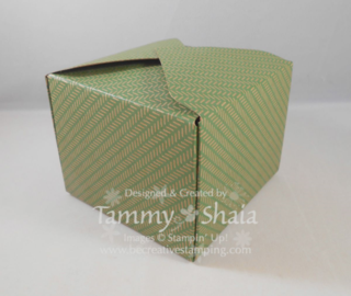 Gift Box Punch Board 1