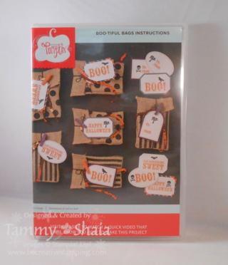 My Paper Pumpkin Kit