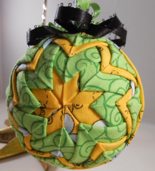 Bee ornament  #3