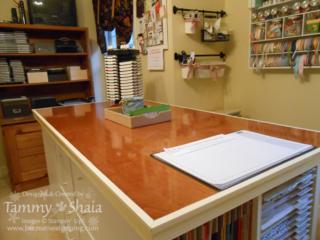 My Stamping Studio #7