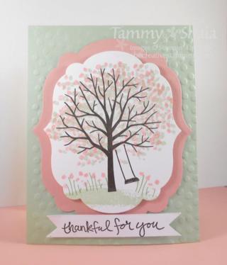 Sheltering Tree Stamp Set0000