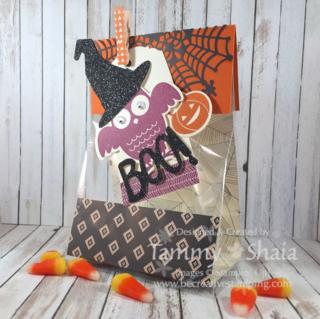 Howl-O-Ween Treat Bag 2