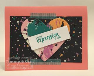 Painter's Palette Stamp Set 3