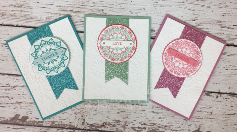 Make a Medallion Stamp Set Trio