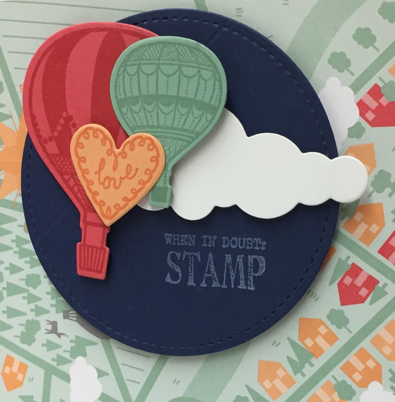 Lift Me Up Stamp Set Sneak Peak