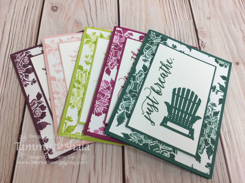 Colorful Seasons Stamp Set 2