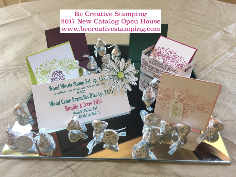 Stampin' Up! New Catalog Open House 6A