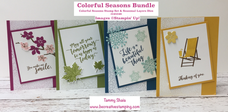 Colorful Seasons Bundle 1