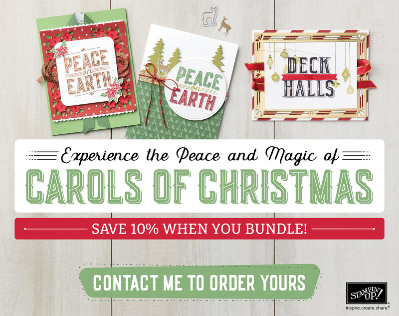 Carols of Christmas graphic 1