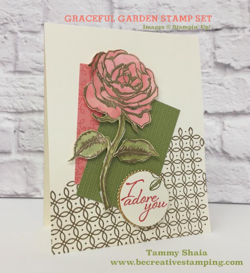 Graceful Garden Stamp Set