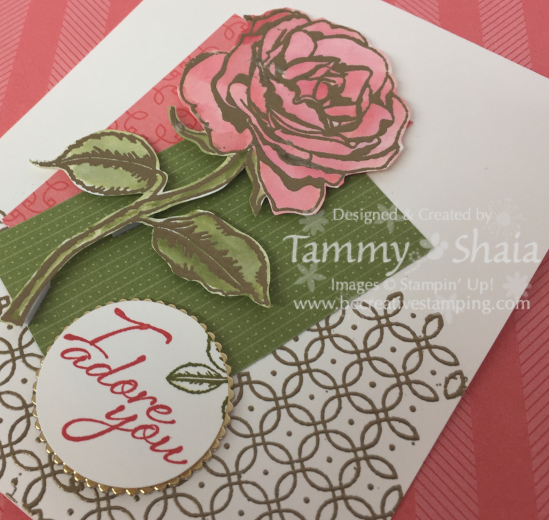 Graceful Garden Stamp Set 2