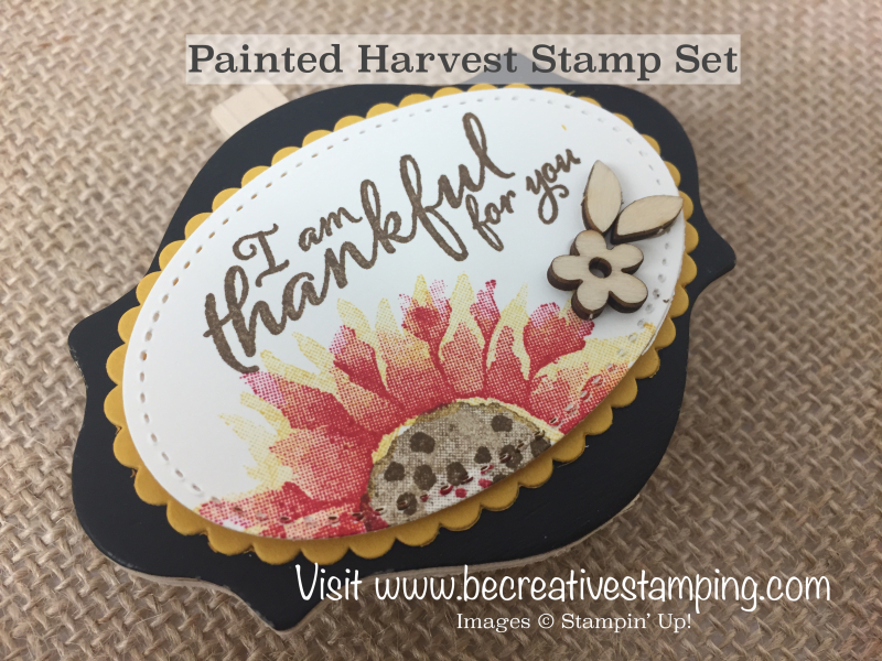 Painted Harvest Stamp Set 2