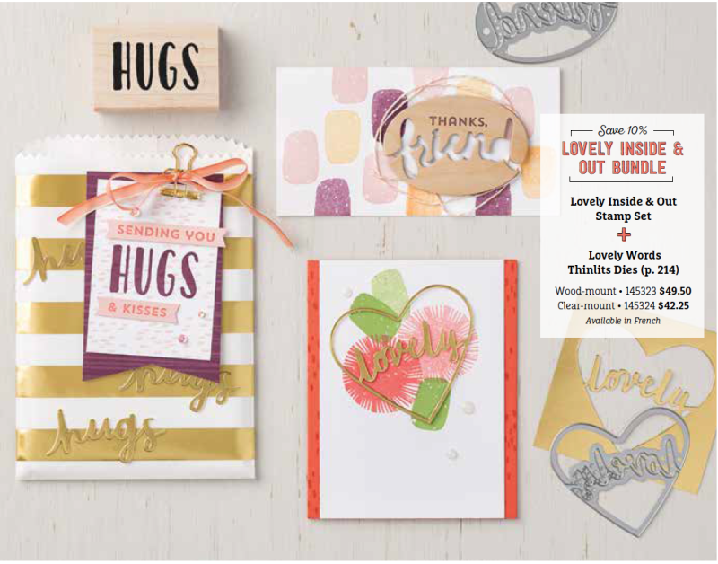 Lovely Inside & Out Catalog Images