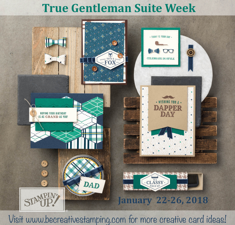 True Gentleman Suite Week