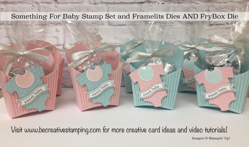 Something for Baby Stamp Set and FryBox Die