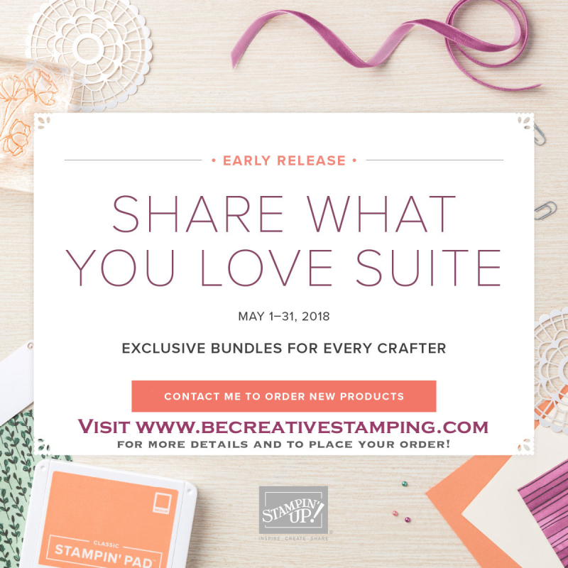 Share What You Love Suite Promo