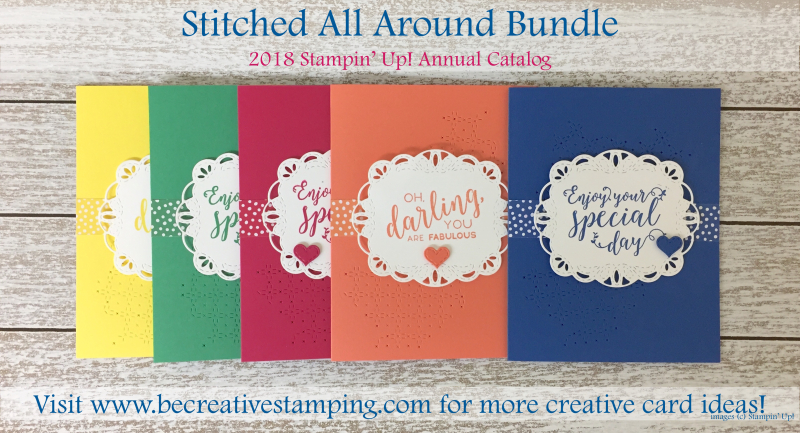 Stitched All Around Bundle 1