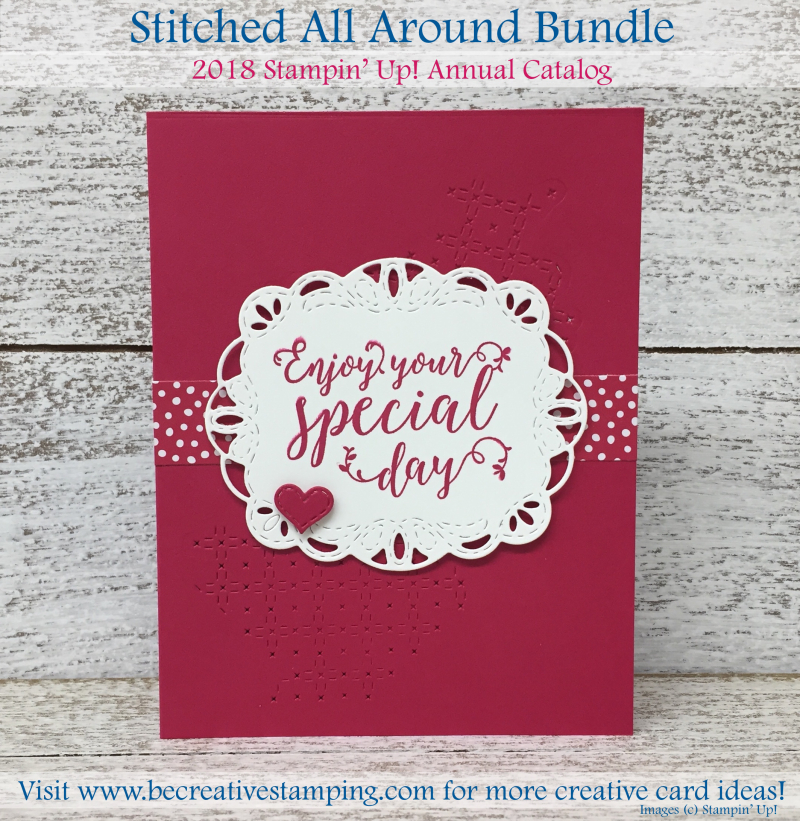 Stitched All Around Bundle 3